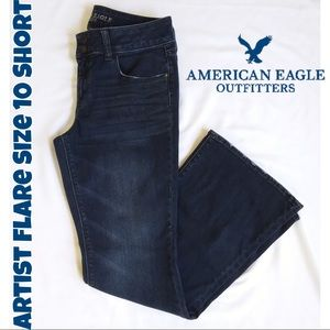 """AE Stretch Jeans """"Artist Flare"""""""